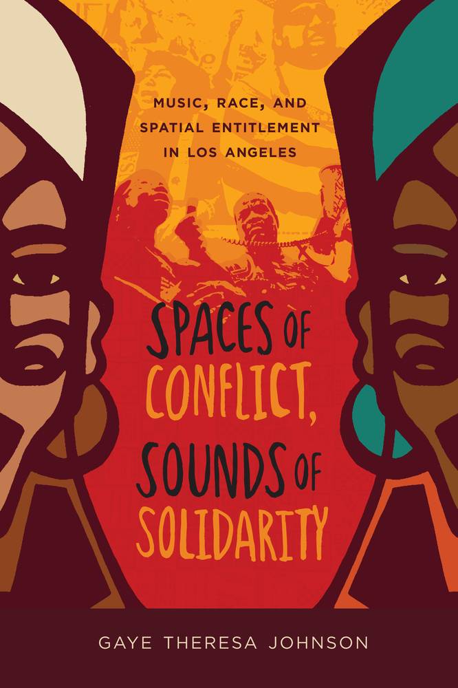 Spaces of Conflict, Sounds of Solidarity - Book Cover