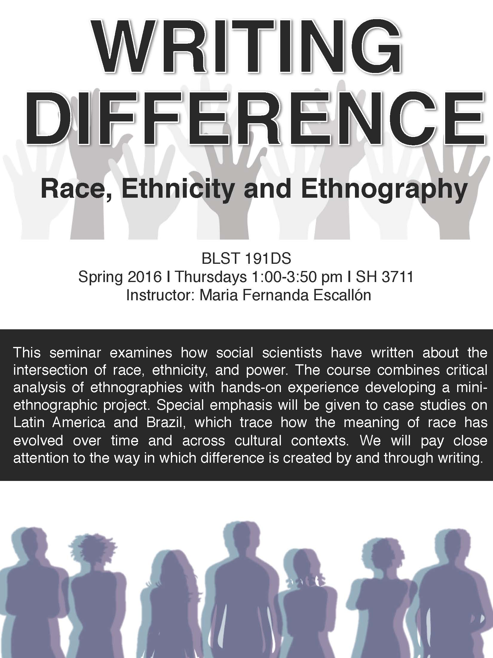 race and ethnicity paper topics