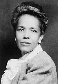 Ella Baker. Prints and Photographs Division, Library of Congress